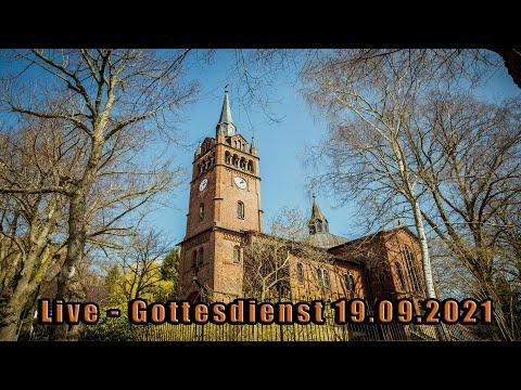 DaG - Der andere Gottesdienst zum Tag der Diakonie 10:00 Uhr am 19.09.2021