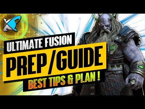 ULTIMATE FUSION CHART | Fusing Champions Made Easy ! | Best Tips & Prep ! | RAID: Shadow Legends