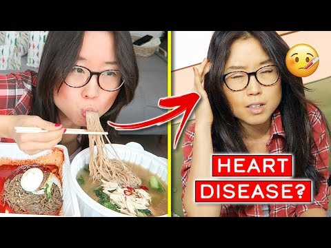 Why I Stopped Filming Mukbang ♦ My Health Issues?