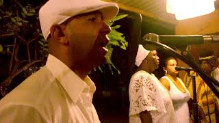 Gravação do CD Xirê Àlágbé - Cantando para Oxalá