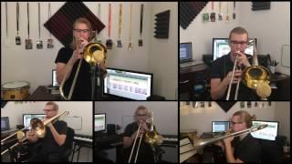 Cherokee | Trombone Quintet