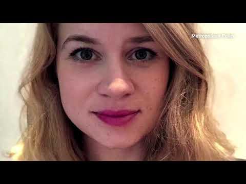 Policeman jailed for life for Sarah Everard murder