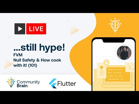 Still hype!  Null Safety & How to cook with it!