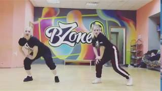 Dancehall Choreo by Lis & Grace. RDX - JUMP [RAW]