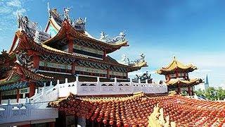 Thean Hou Temple 天后宫 HD