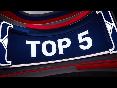 NBA Top 5 Plays of The Night   All-Star Saturday Night