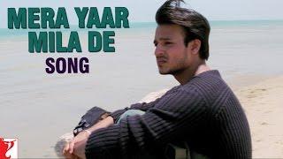 Mera Yaar Mila De Song | Saathiya | Vivek Oberoi | Rani Mukerji | A. R. Rahman