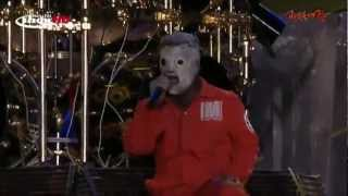 Slipknot - Wait and Bleed - Rock in Rio 2011