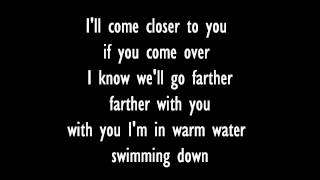 BANKS - Warm Water Lyrics