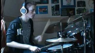 Boom Boom Pow (DRUM COVER) Black Eyed Peas