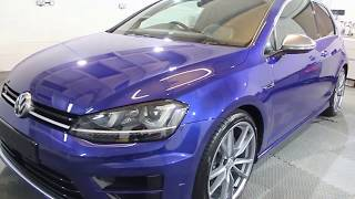 VW Golf R - New Car Detail with Nanolex Si3D Ceramic Coating