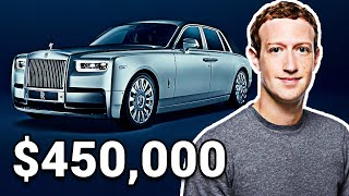 The Cars of The World's Richest CEOs