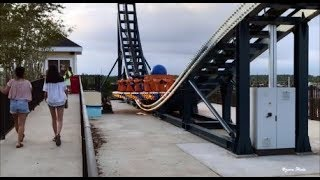 OWA Park, Foley, Alabama: Wave Rider, the complete ride