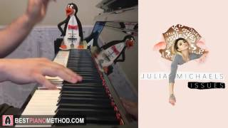 Julia Michaels - Issues (Piano Cover by Amosdoll)