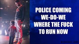 NBA Youngboy - No Love (Lyric Video)