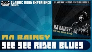 Ma Rainey - Booze And Blues (1924)