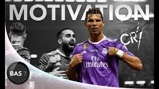 Football Motivation ● Cristiano Ronaldo ● Training Advice and Tips/Fitness Motivation ● 2017