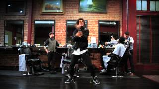 Meghan Trainor - Lips Are Movin Les Twins Barber Shop Visit #BendtheRules