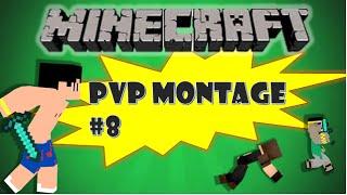 Minecraft - Brighter Lights/ Pvp Montage: #5