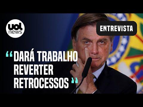 """""""Vai dar trabalho reverter desmontes do governo Bolsonaro"""", diz pesquisadora"""