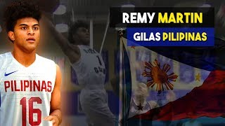 Sino si Remy Martin? | Filipino in NCAA 2018 | Gilas Future Star Player