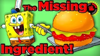 Film Theory: The Secret Ingredient of SpongeBob's Krabby Patty! (SpongeBob SquarePants) width=