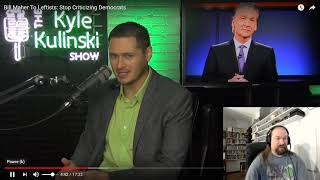 Kyle Kulinski doesn't see the fracture in the Democratic Party
