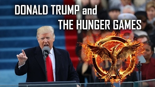 Donald Trump hosting the Next Hunger Games