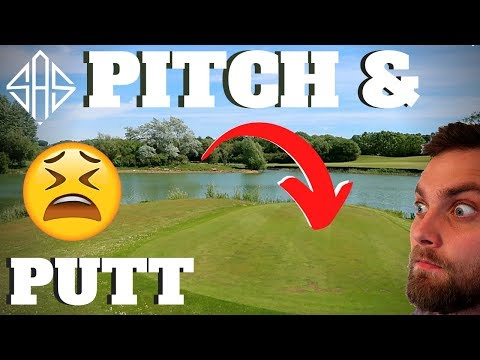 The HARDEST PITCH & PUTT Course I Have Ever Played