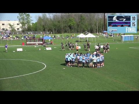 Video Thumbnail: 2018 College Championships, Men's Pool Play: Wisconsin vs. Georgia