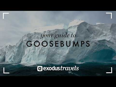 Exodus Travels - Your Guide To: Goosebumps