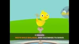 Baile dos passarinhos (@Jardim de Infância 5)