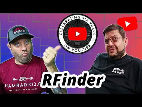 Lunchtime Livestream - RFinder P2 Tablet and More!