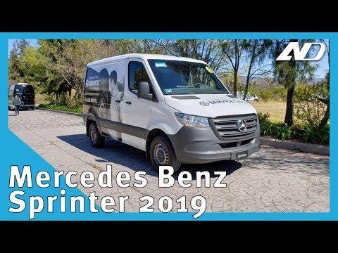Mercedes-Benz Sprinter 2019 - El Mercedes de todos se renueva - Primer vistazo
