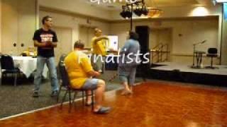 BREAKTHRU 2010 - North American Queen Convention - Queen Alphabet Game - THE FINALISTS