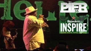 Nas, Cee Lo, Diplo, J  Cole:  Heineken Inspire Concert Series @Pier 36 NYC | 2010