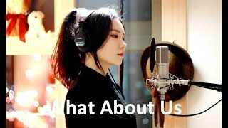 Pink - What About Us ( cover by J.Fla )