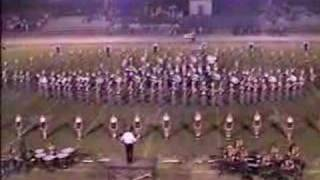 JACKSONVILLE STATE BAND 1992 variations on Shaker