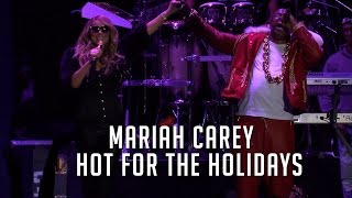 Busta Rhymes Brings out Mariah Carey and the Flipmode Squad