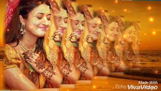 HALDI KE GEET || SHAADI KE GEET || PREMLATHA SANGHVI