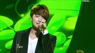 AXIZ - Give Me A Hug, 엑시즈 - 날 안아줘, Music Core 20120114
