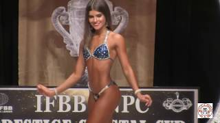 14 Years Old Brazilian Teen Thaissa Fitness Bikini Champion