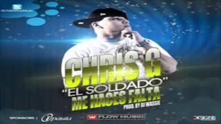 Me Haces Falta - Chris G (Original) ★Www.HoyMusic.Com★ NUEVO REGGAETON 2011