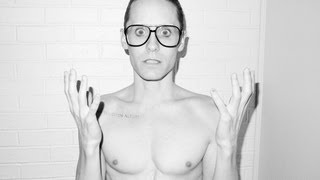 Jared Leto x Terry Richardson - Styled By Sheena Style Shots
