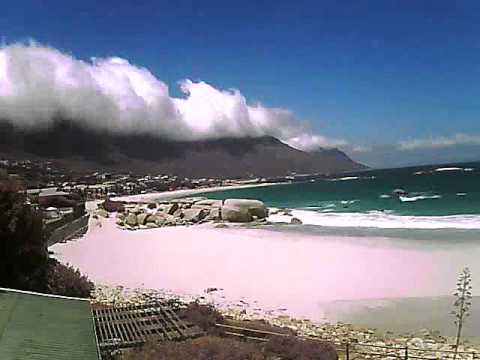 Timelapse Video – Glen Beach & Camps Bay – 28/12/2010