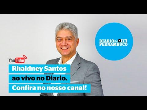 26/05: Manhã na Clube com Rhaldney Santos
