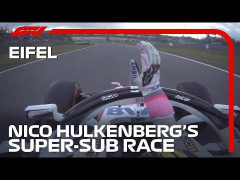 Von der Couch zum Cockpit, das Beste von Nico Hülkenbergs Super-Sub Race   Eifel-Grand-Prix 2020