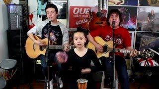 STYX BABE acoustic cover
