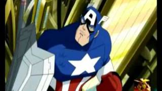Avengers Earth's Mightiest Hero: Captain America