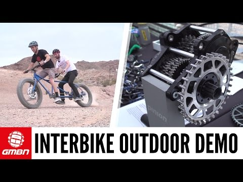 Outdoor Demo Show | GMBN Interbike 2016